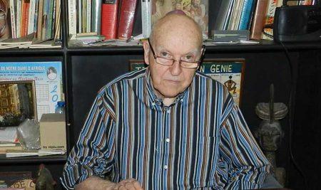 El Padre César Fernández de la Pradilla miembro honorífico del Instituto